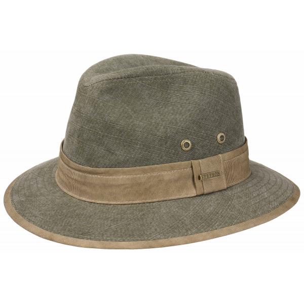 Traveller Hat Merton Kaki- Stetson