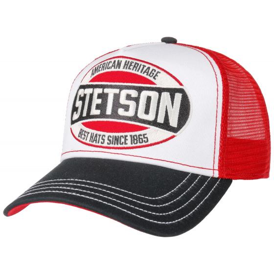 Casquette Trucker Heritage Coton- Stetson