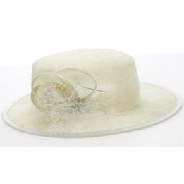 Chapeau de cérémonie Audrey - TRACLET