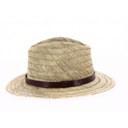 Chapeau Fedora Messer Paille - Brixton