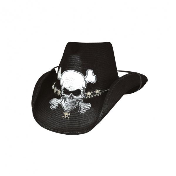 Chapeau western  Skull - Endless ride