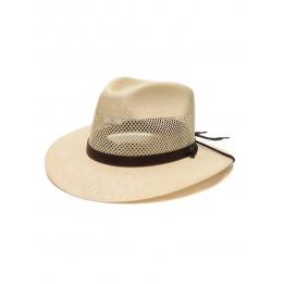 Chapeau Traveller Milan Panama Crème- American Hat Makers