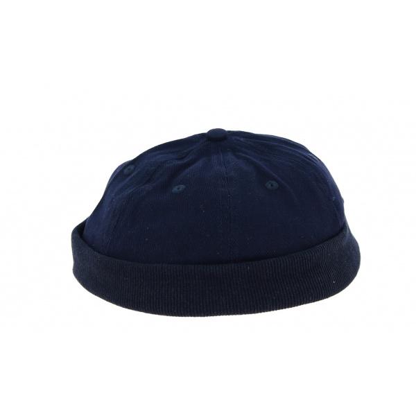 b9fabf50bb67b bonnet miki coton marine