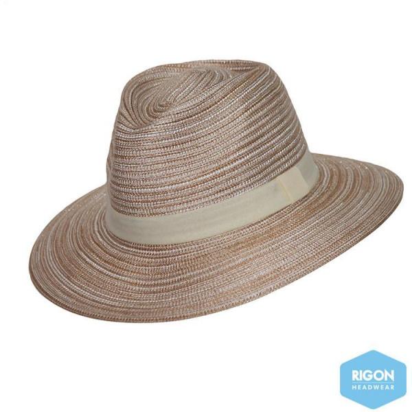 Chapeau Traveller Cherockee Beige - Rigon Headwear