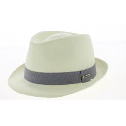 Trilby panama hat