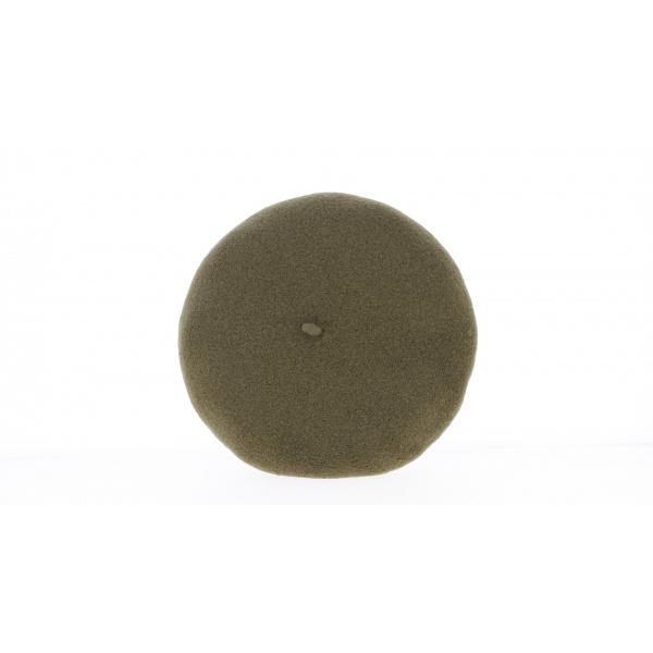 Green Basque beret