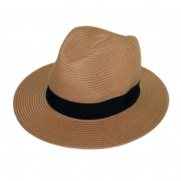 Chapeau Traveller Lightweight Camel - Rigon Headwear