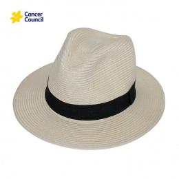 Chapeau Traveller Lightweight Ivoire- Rigon Headwear