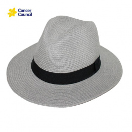 Chapeau Traveller Lightweight Gris- Rigon Headwear