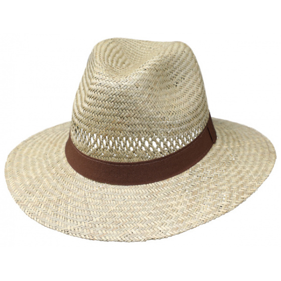 Traveller Max Natural Straw Hat - Traclet
