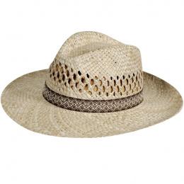 Fedora Scafati Straw Hat - Traclet