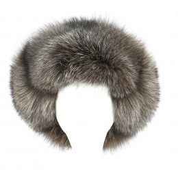 Toque Bluefrost Fourrure Renard Marron- Traclet