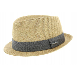 Chapeau trilby Belmar stetson