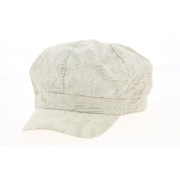 Gavroche Summer Cap Psylvia Natural Cotton - Traclet