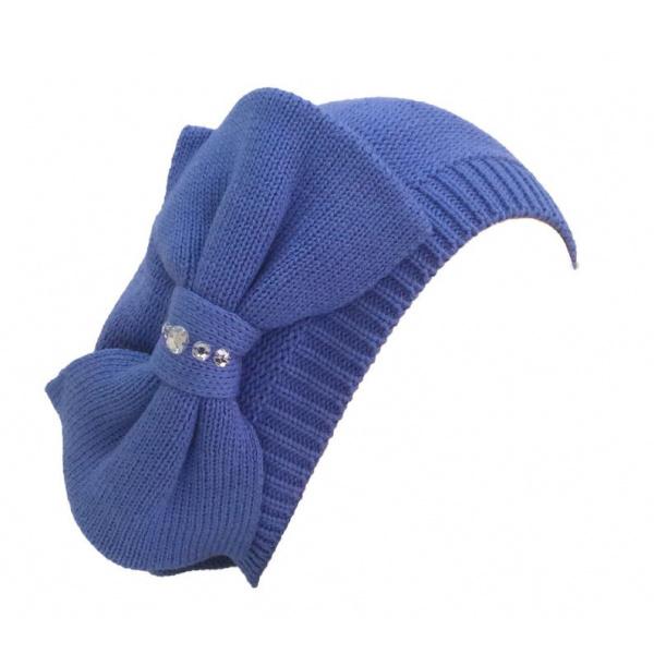 Béret été Bella Coton Bleu- BeBeret