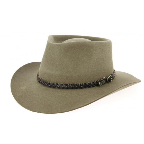 Felt hat Stockman hair - Akubra
