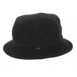 Hat Bob Rubber Black- Qhuit