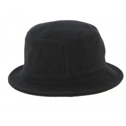 Chapeau Bob Rubber Noir- Qhuit
