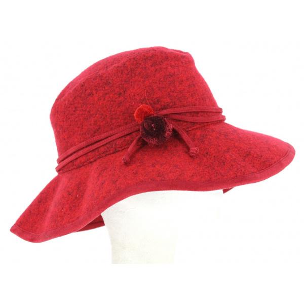 Onata Capeline Cotton Red - Mtm