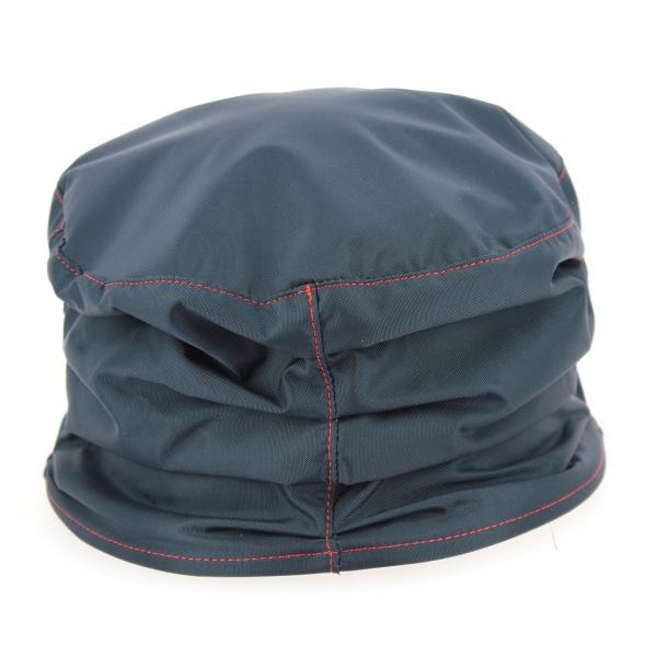 Chapeau cloche ANDORRE Marine
