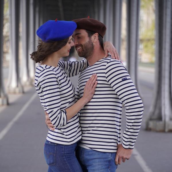 Béret Mode Bleu Royal- Le Béret Français