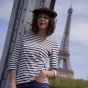 Béret Mode Marron- Le Béret Français