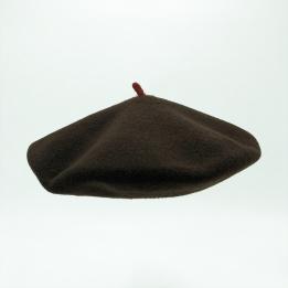 Beret le beret Francais marron