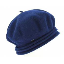 Beret Chopin Heritage by Laulhere - Blue