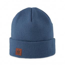 Bonnet à Revers Dulce Bleu- Pipolaki