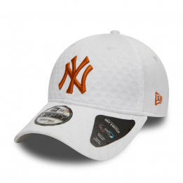 Casquette 9FORTY Jersey Dry Switch Yankees Blanche- New Era