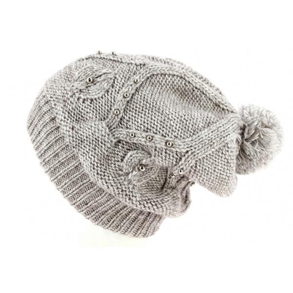 Bonnet à Pompon Long Birama Corde- Traclet