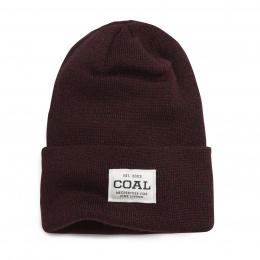 Bonnet The Uniform Bordeaux- Coal