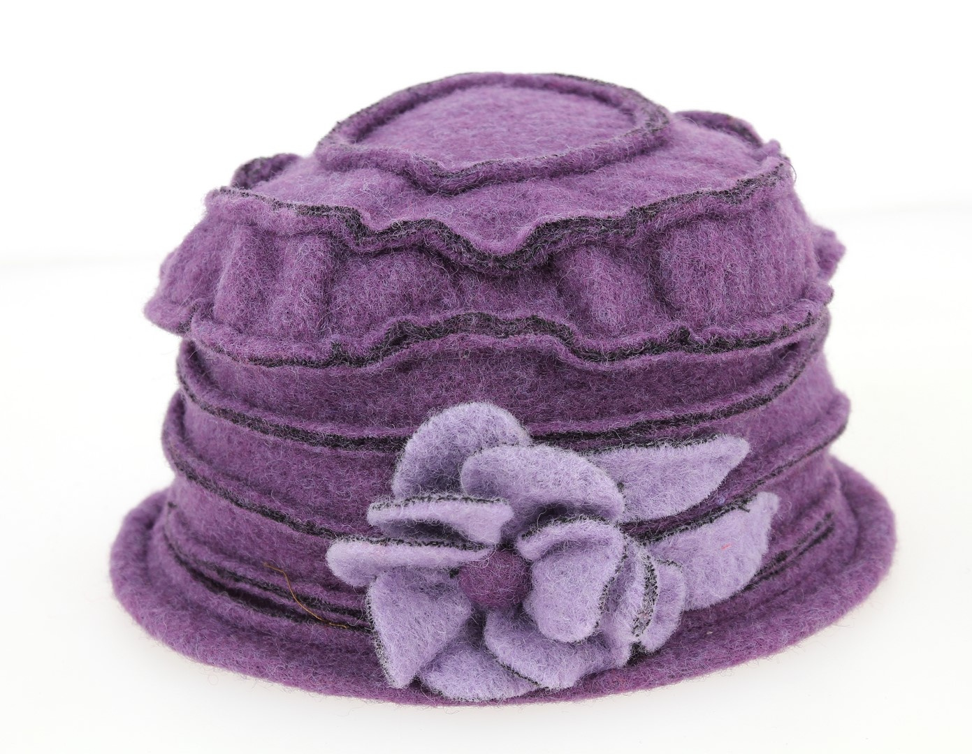 Lilas lavande violet clair Argent Plumes Coiffe 1920 S Headband Vintage 4268