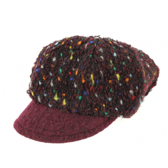 Casquette Gavroche Hanae Laine- Traclet