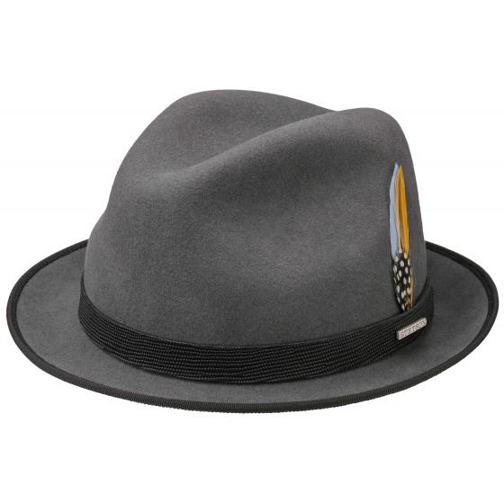 PORK PIE HAT