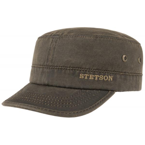 Casquette Datto Marron - Stetson