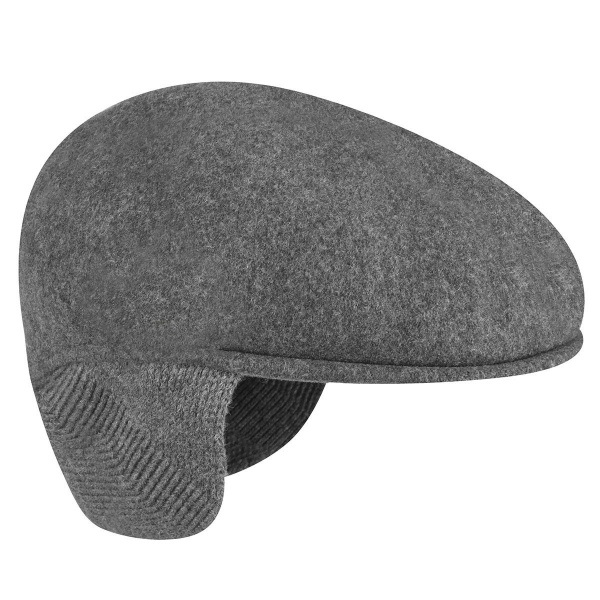 Earmuff Cap Anthracite - Kangol