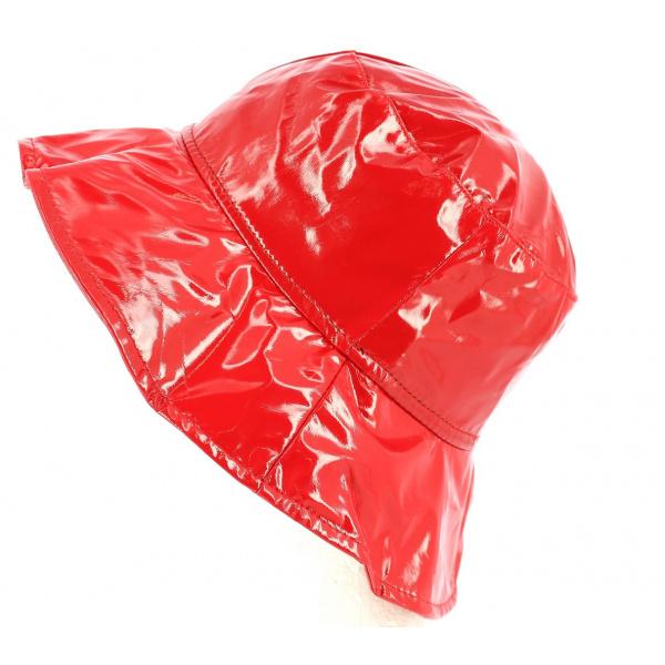 Chapeau de Pluie Rouge- Traclet