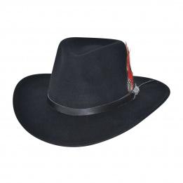 Chapeau Western Voyager Feutre - Bullhide
