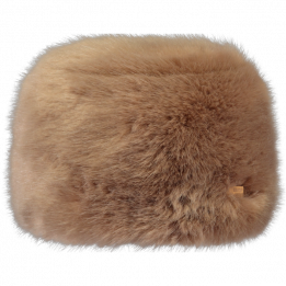 Ushanka  Rugged Leather