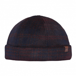 Bonnet Docker Mainz Laine Bordeaux- Barts