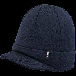 Bonnet Casquette Zoom Bleu Marine- Barts