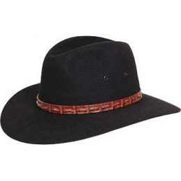 Akubra Hair Felt Coolabah Hat