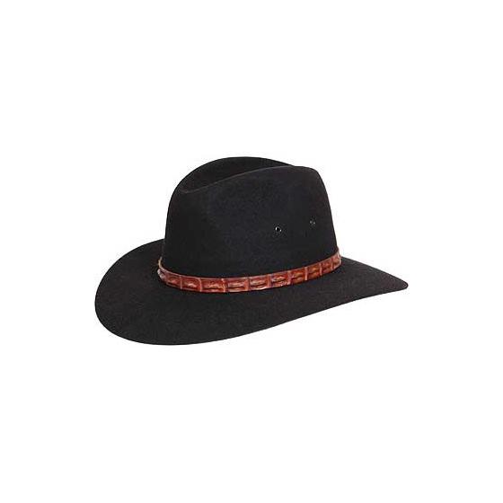 Akubra Hair Felt Coolabah Hat
