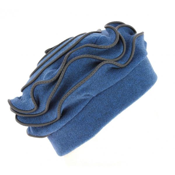 Toque Polaire Femme Najac Bleue- Traclet