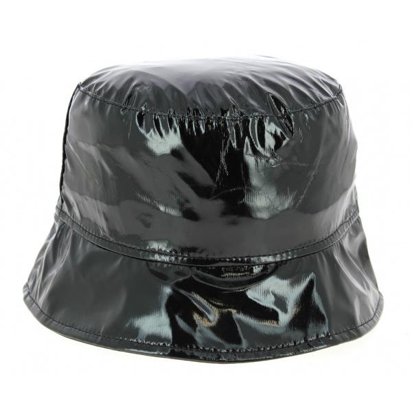 Chapeau Bob de Pluie Noir- Traclet