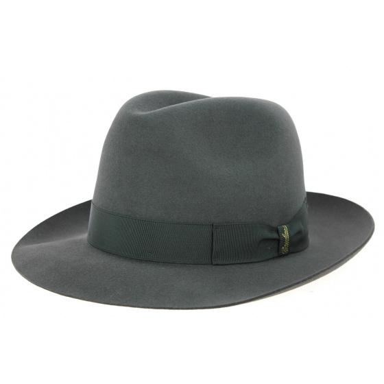 Chapeau Borsalino Marengo gris