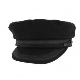 Casquette marin caban ROSCOF noir