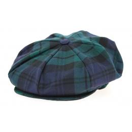 Casquette Irlandaise A Carreaux- Hanna Hats