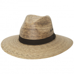 Hideaway Hat Natural Straw - Bullhide